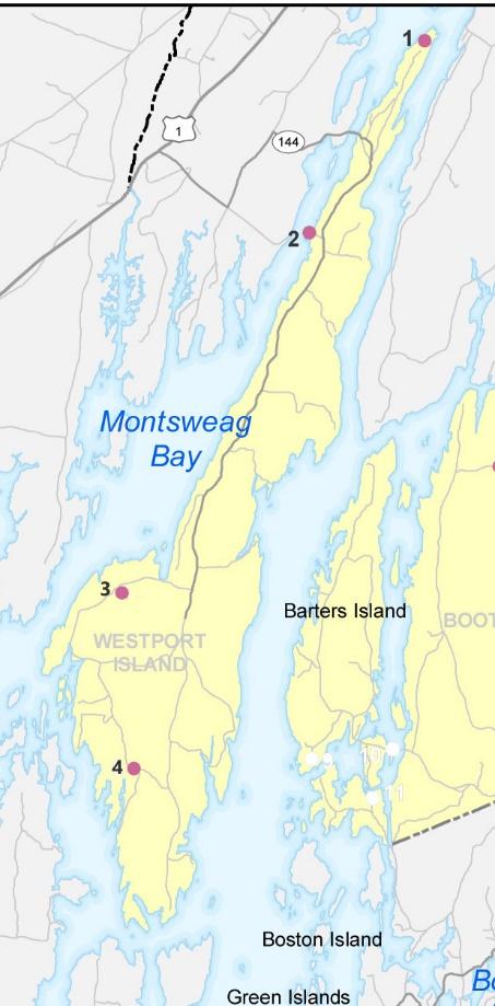 Welcome to Westport Island, Maine |Westport Island Maine